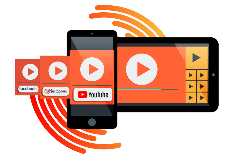 dijital video reklamları